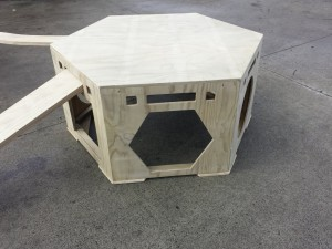Playboxes & Playhouses