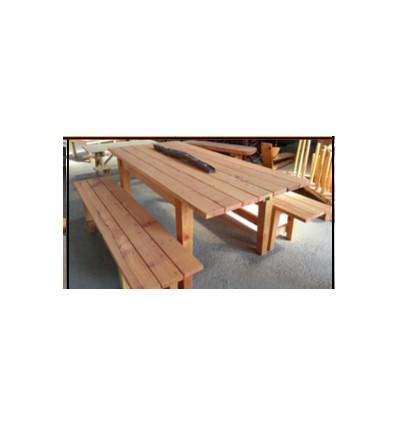 Merivale - Board Bench Seats