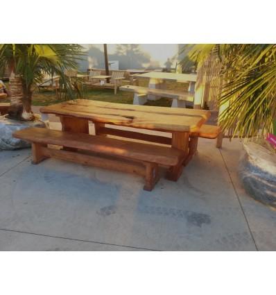 Matua - Rustic Slab Table