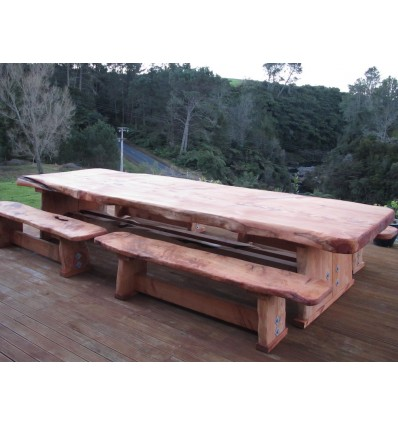 Welcome Bay - Large Slab Table