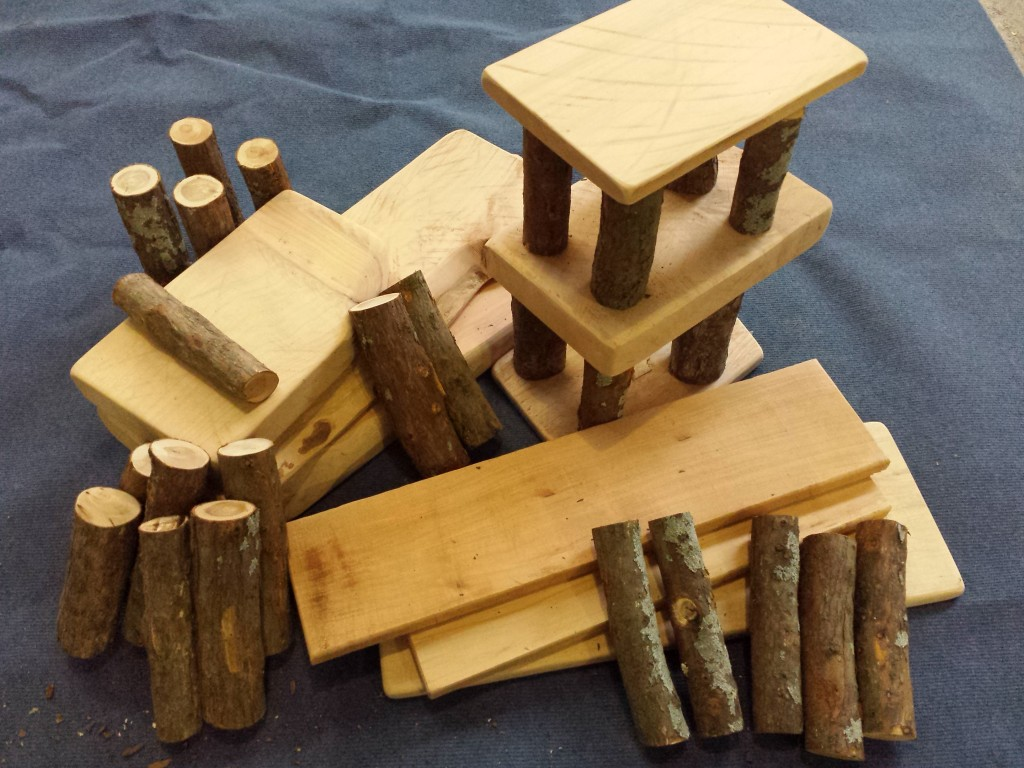 Building Blocks Natural Wood In Resources Art Craft Roleplay