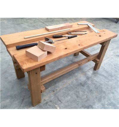 Carpentry Table over 2′s