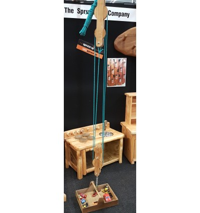 Block and Tackle in box Kitset