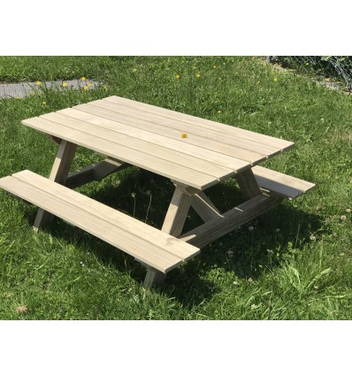 Kids - Pine Picnic Table