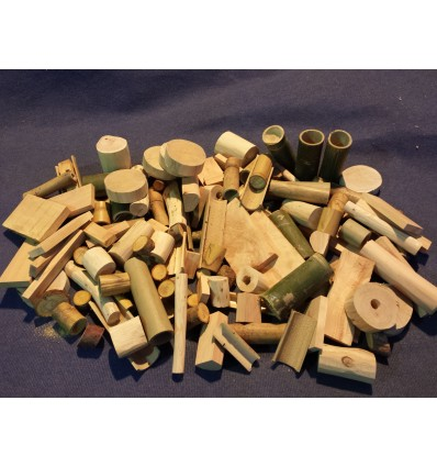Box of Wooden Treasures - Medium