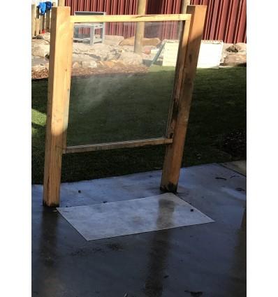Art frame - Outdoor
