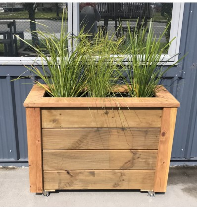 Moveable Planter