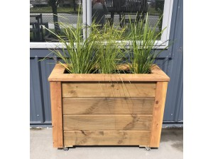 Planters and raised Gardens